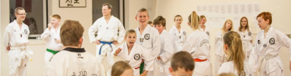 igang med taekwondo