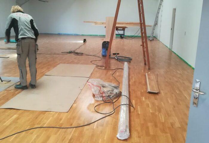Ombygning